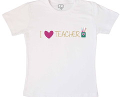 Dia Do Professor - I Love Teacher