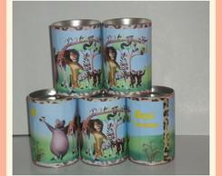 Cofrinho Personalizado Madagascar