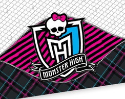 Toalha de Mesa Monster High