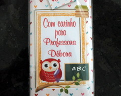 Barra de Chocolate Personalizada