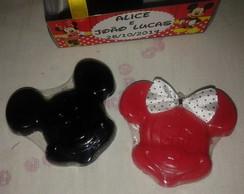 Caixinha Minnie e Mickey