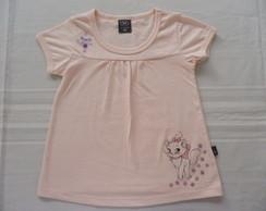 Camiseta infantil personalizada Marie 2