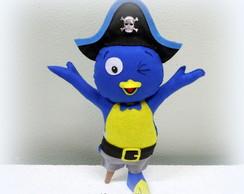 Pablo Pirata em Feltro