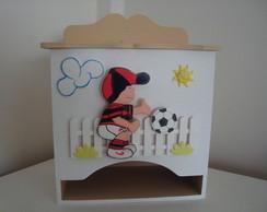 Porta Fraldas Flamengo
