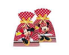 Sacola Surpresa Red Minnie