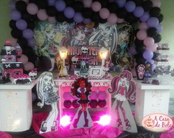 Monster High Decora��o