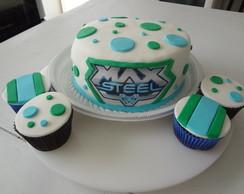 Bolo Max Steel