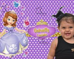 Im� de Geladeira Princesa Sofia