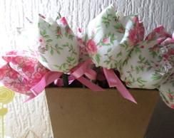 tulipas tecido proven�al floral