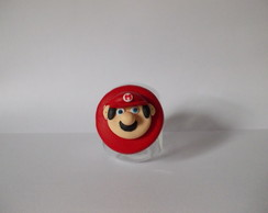 Mini baleiro do Mario Bros