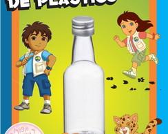 Garrafinha de Pl�stico Go Diego Go