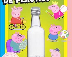 Garrafinha de Pl�stico Peppa Pig