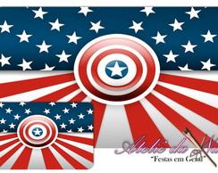 Jogo Americano - Capit�o Am�rica
