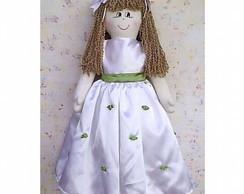 Boneca daminha Meire