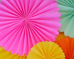Fioratas Festa Decorada Kit Colors 4