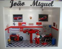 Porta Maternidade Oficina Ferrari ilumin