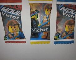 Balas personalizadas Lego Movie