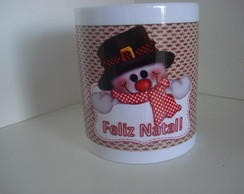 Caneca Personalizada Natal
