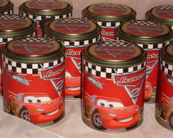 Mini Lata de tinta (900ml) CARROS