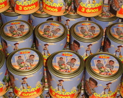 Mini Lata de tinta (900ml) TOY STORY