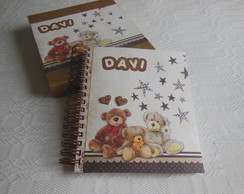 Livro Mam�e e Beb� - DAVI
