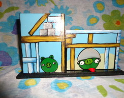 Angry Bird Porta L�pis/ Pendrive