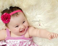 Faixa Baby Flor Cam�lia