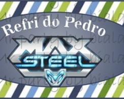 R�tulo Refri / �gua Max steel