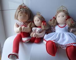 Bonecas princesas,