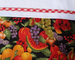 Pano de Prato Frutas 1