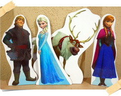 Display impress�o digital Frozen