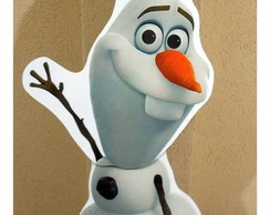 Display impress�o digital Frozen Olaf