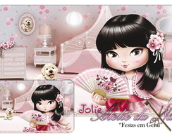 Jogo Americano - Jolie