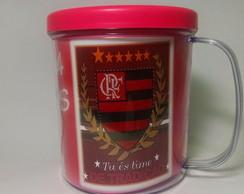 Caneca Acr�lica - Flamengo