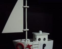 Barco mdf para decora��o de festas