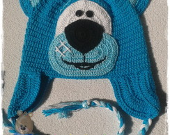 Touca Croch� Urso