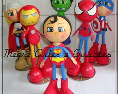 Personagens Super Her�is