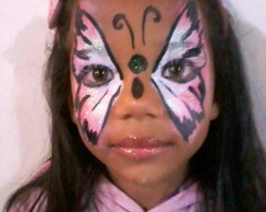 Pintura de Rosto - Festa Infantil