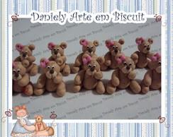 Ursinhos biscuit