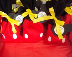 Lembrancinha Anivers�rio-Mickey