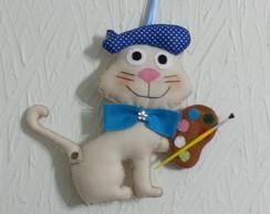 Pierre, gatinho pintor
