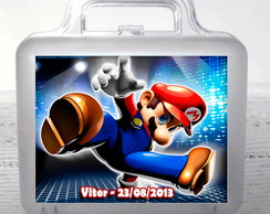 Maletinha Personalizada - Mario Bros