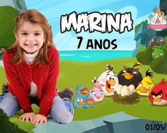 Angry Birds - �m� Com Foto