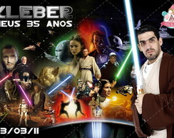 �m� Com Foto - Star Wars