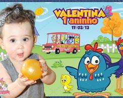 Galinha Pintadinha - �m� Com Foto