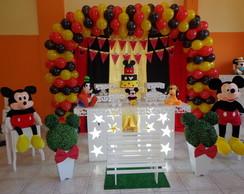 Aluguel Mesa Proven�al Mickey - op��o 3
