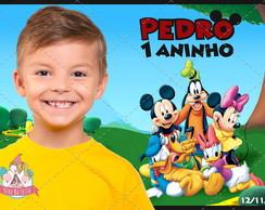 Turma do Mickey �m� com Foto
