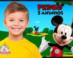 Mickey �m� com Foto