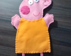 Mam�e Peppa Pig fantoche