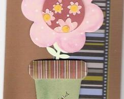 Cart�o artesanal 1